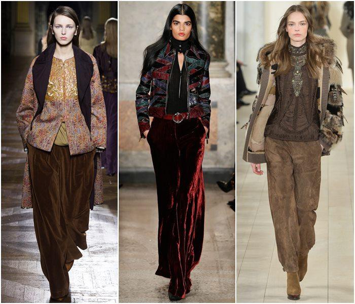 Модные брюки осень-зима 2015-2016  (7)