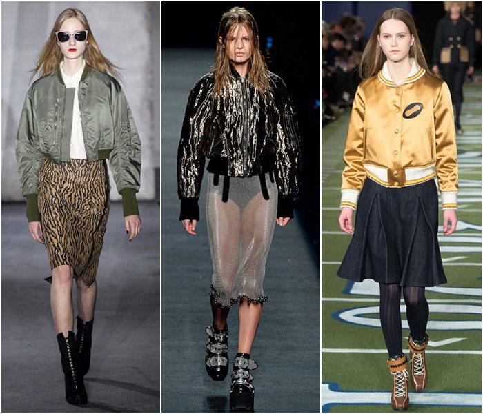 Модные куртки осень-зима 2015-2016  (2)