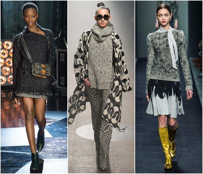 Модные свитера осень-зима 2015-2016 фото  (14)