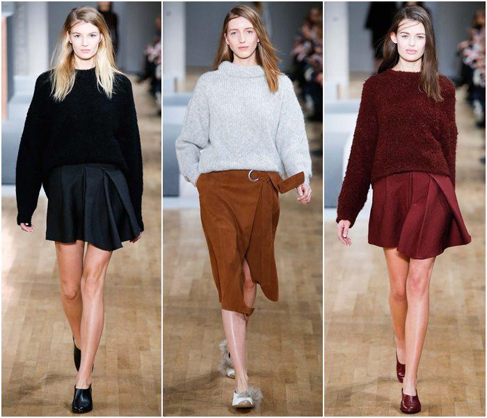 Модные свитера осень-зима 2015-2016 фото  (17)