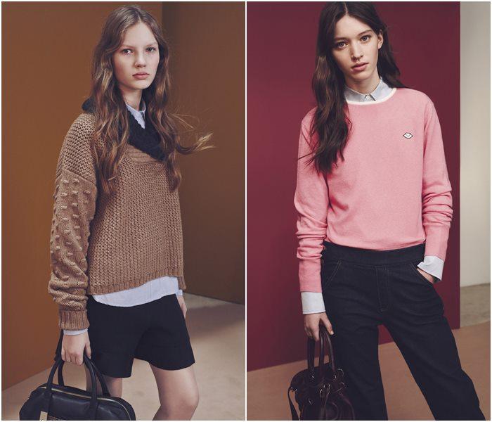 Модные свитера осень-зима 2015-2016 (86 фото новинок) | BONAMODA