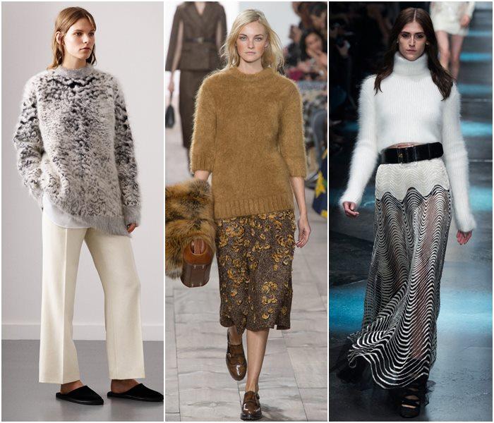 Модные свитера осень-зима 2015-2016 фото  (8)