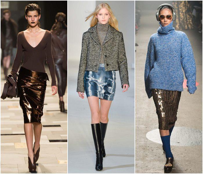 Модные юбки осень-зима 2015-2016  (14)