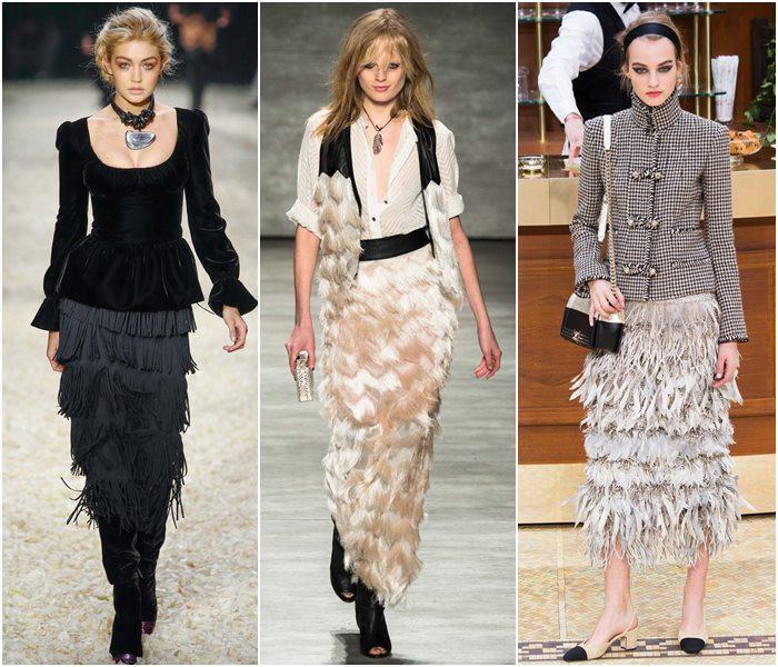 Модные юбки осень-зима 2015-2016  (16)
