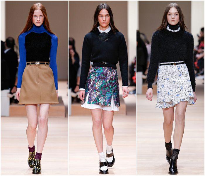 Модные юбки осень-зима 2015-2016  (17)