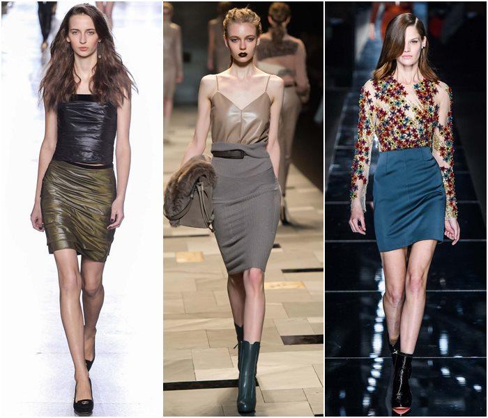 Модные юбки осень-зима 2015-2016  (19)