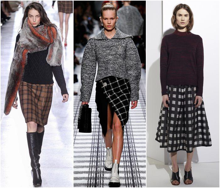 Модные юбки осень-зима 2015-2016  (21)
