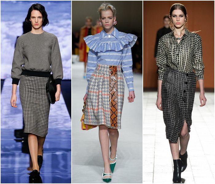 Модные юбки осень-зима 2015-2016  (22)