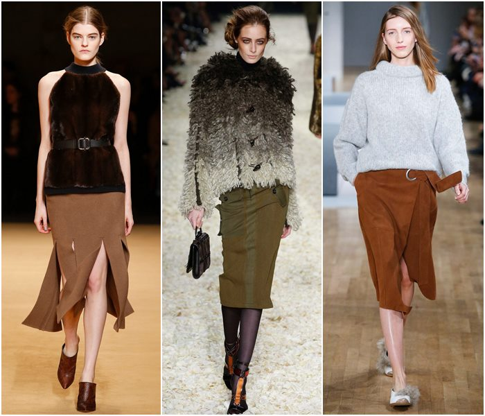 Модные юбки осень-зима 2015-2016  (27)
