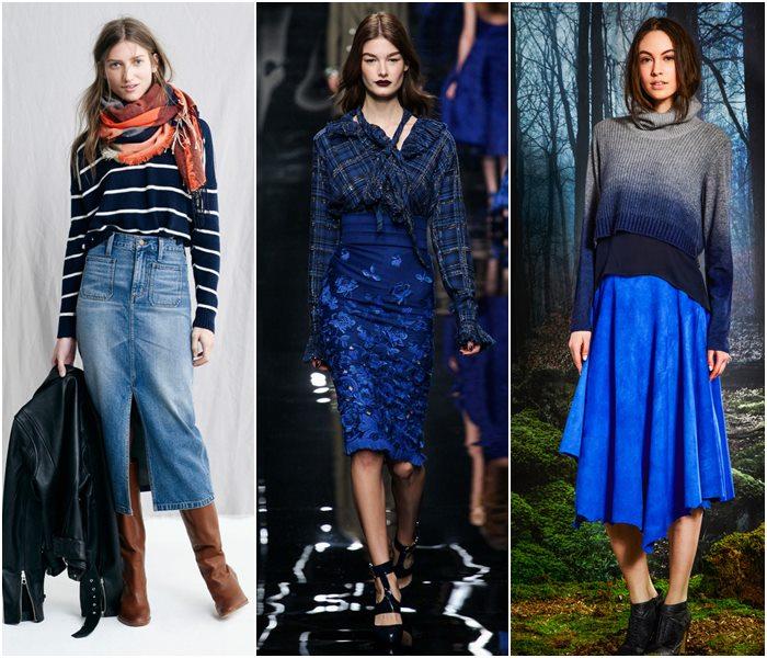 Модные юбки осень-зима 2015-2016  (29)