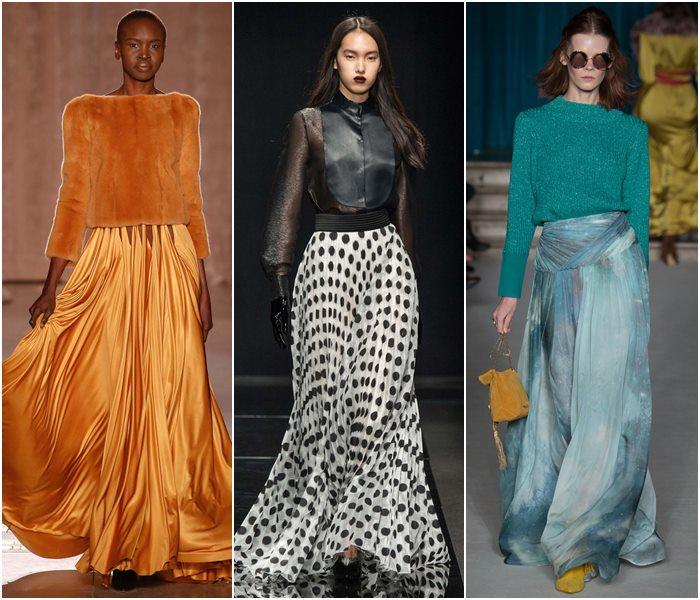 Модные юбки осень-зима 2015-2016  (3)