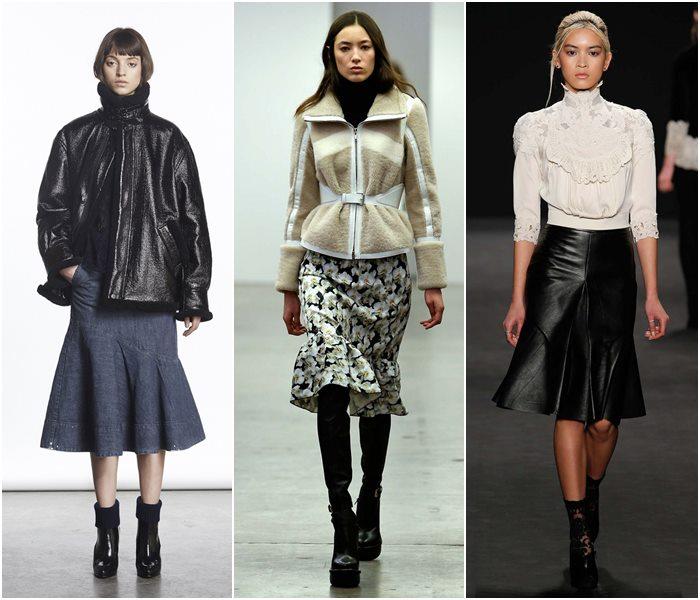 Модные юбки осень-зима 2015-2016  (5)