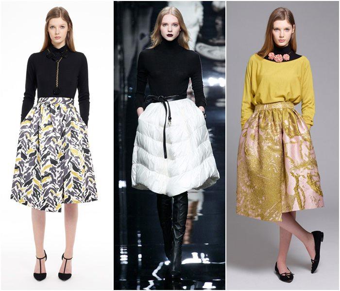 Модные юбки осень-зима 2015-2016  (7)