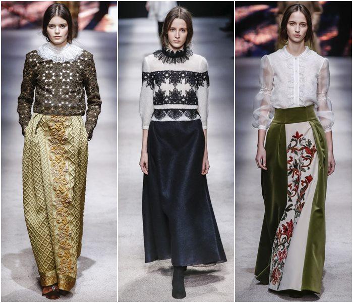 Модные юбки осень-зима 2015-2016  (9)