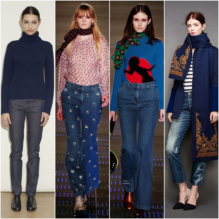 Модные Джинсы Зима 2015 Доставка