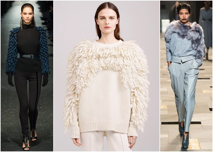 Модные женские свитера осень-зима 2015-2016 (фото новинок сезона)