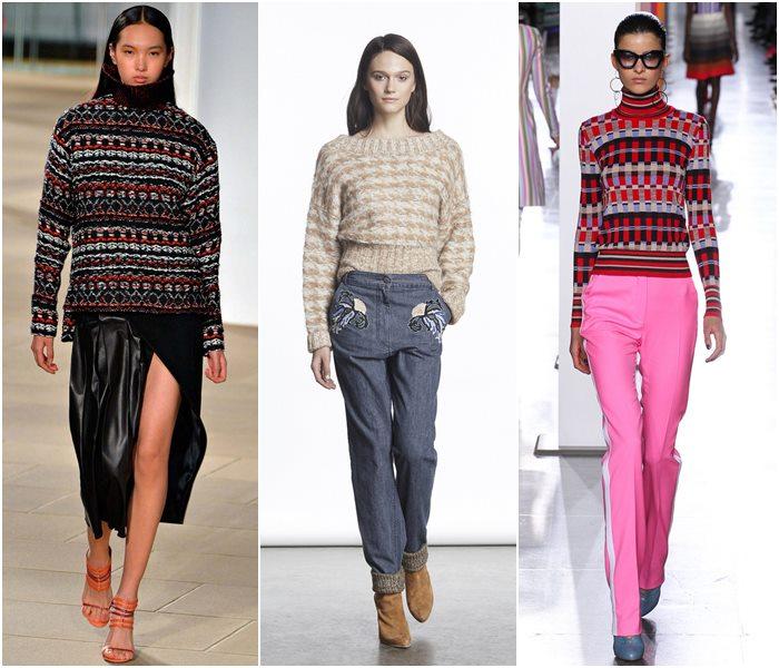 Модный трикотаж осень-зима 2015-2016  (18)