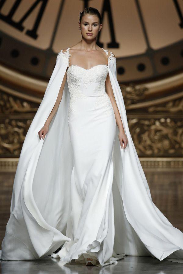 Свадебные платья бюстье 2015-2016 Pronovias