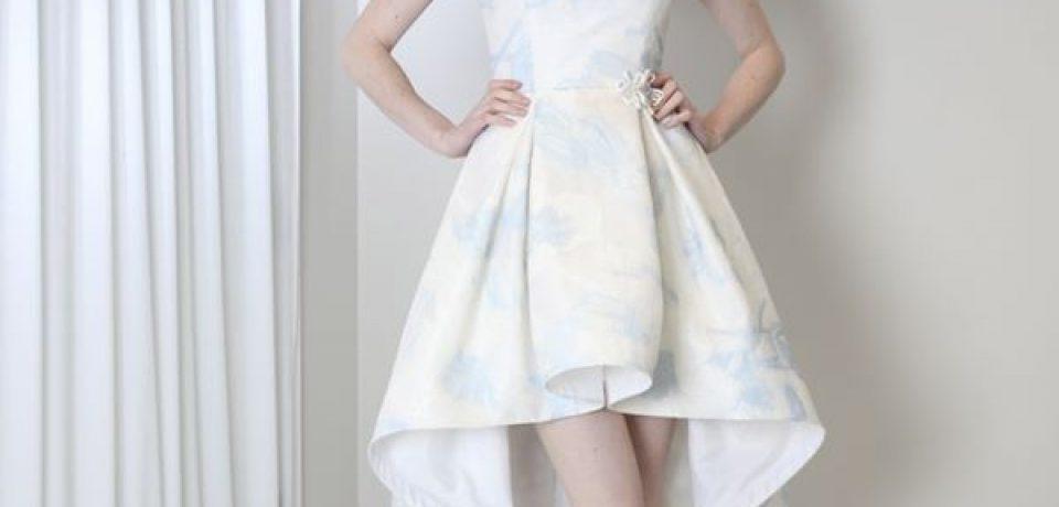 Свадебные платья хай-лоу 2015-2016