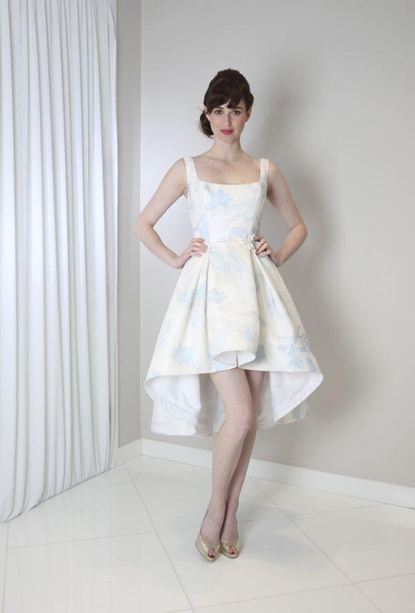 Свадебные платья хай-лоу 2015-2016 Randi Rahm