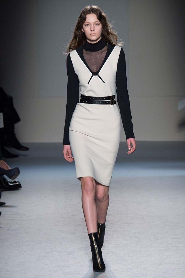 Облегающие платья осень-зима 2015-2016  Roland Mouret