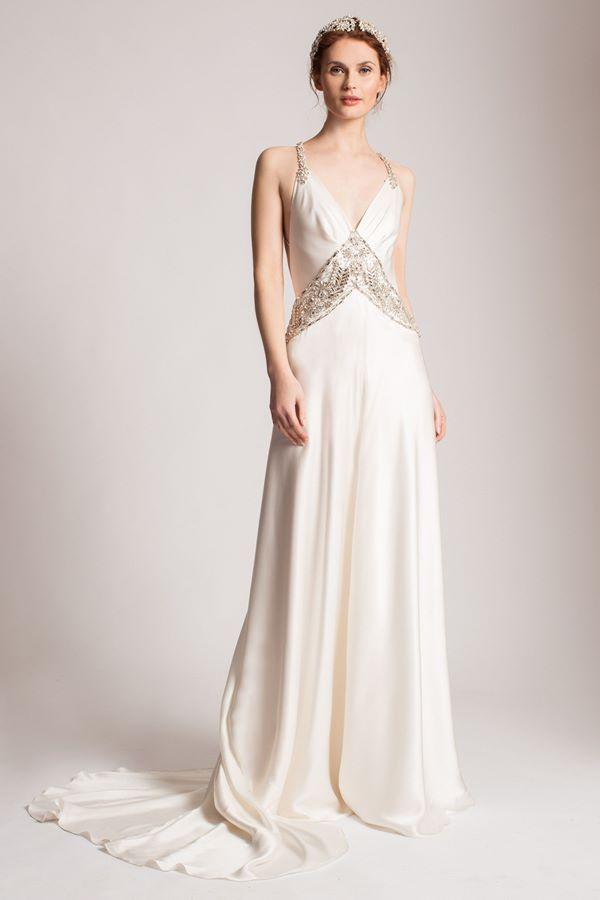 Свадебные платья в греческом стиле 2015-2016 Temperley