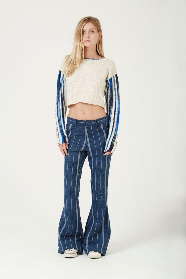Модные джинсы осень-зима 2015-2016: The Elder Statesman
