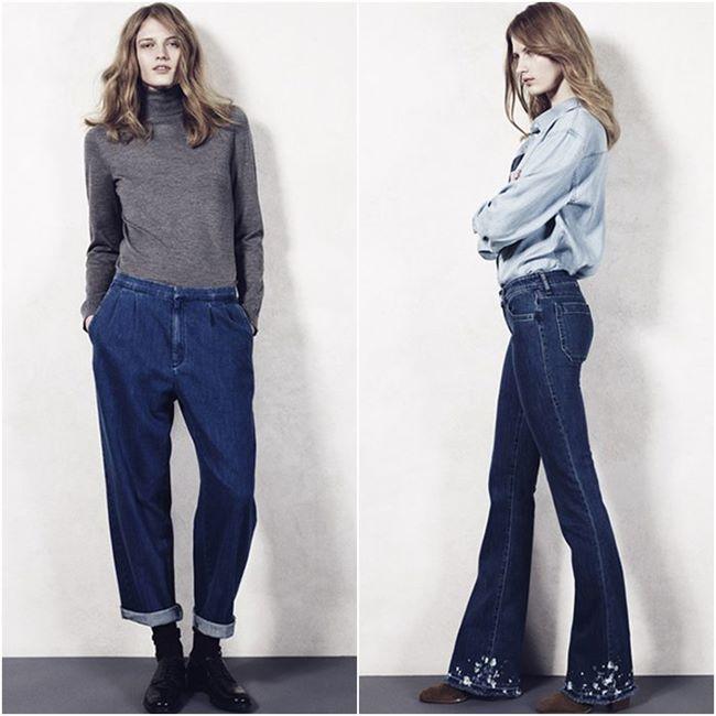 Модные джинсы осень-зима 2015-2016: The Seafarer