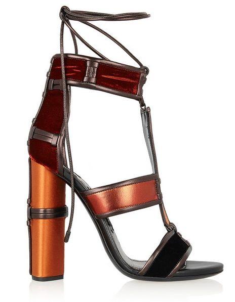 Туфли на каблуке осень-зима 2015-2016 Tom Ford