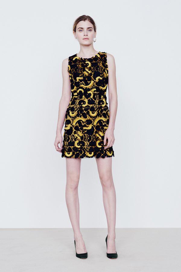 Коктейльные платья осень-зима 2015-2016  Vanessa Bruno