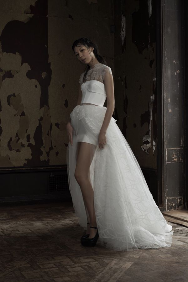 Свадебные платья хай-лоу 2015-2016 Vera Wang