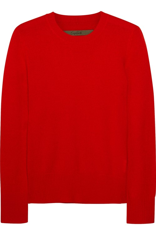 Кашемировые свитера осень-зима 2015-2016 Enza Costa