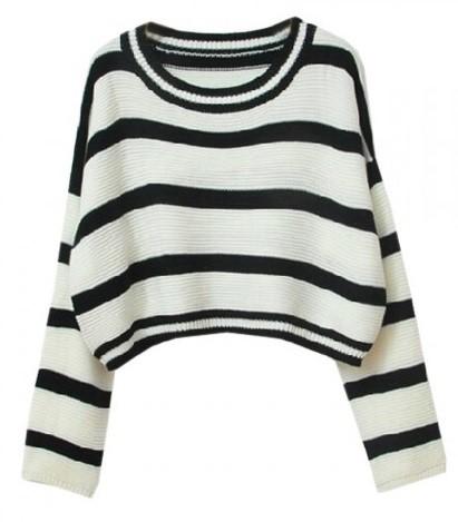 Короткие свитера осень-зима 2015-2016 Fashion-Life