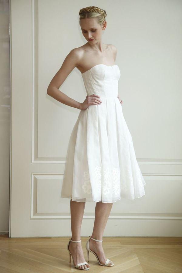 Короткие свадебные платья 2015-2016 Honor for Stone Fox