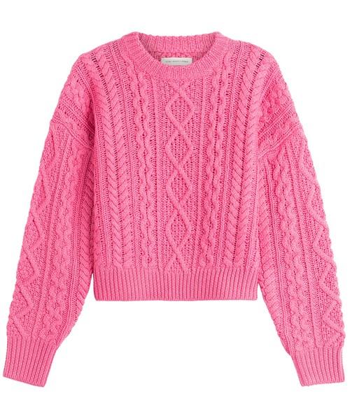 Ирландские свитера осень-зима 2015-2016 Isabel Marant Etoile