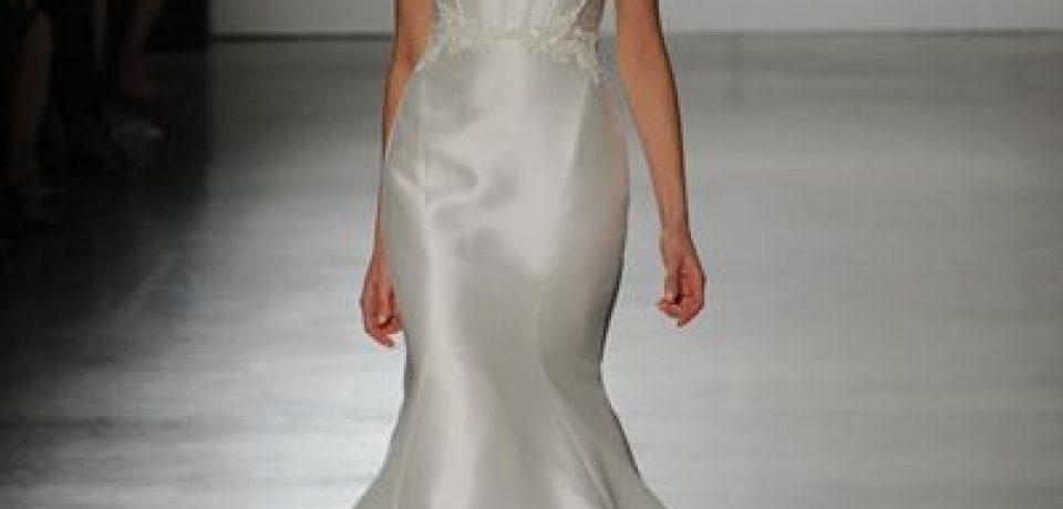 Свадебные платья «русалка» 2015-2016