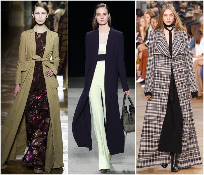Модные плащи осень-зима 2015-2016  (1)
