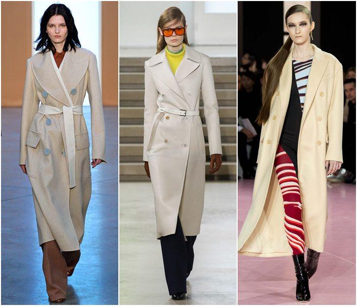 Модные плащи осень-зима 2015-2016  (3)