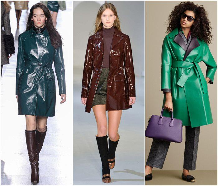 Модные плащи осень-зима 2015-2016  (5)