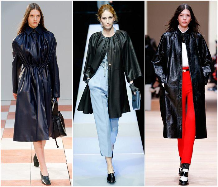 Модные плащи осень-зима 2015-2016  (6)