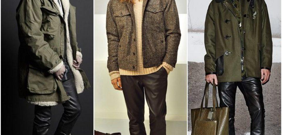 Мужская мода осень-зима 2015-2016