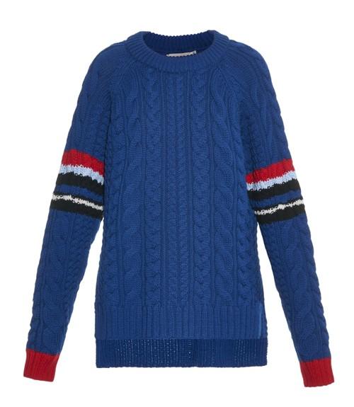 Ирландские свитера осень-зима 2015-2016 Preen Line