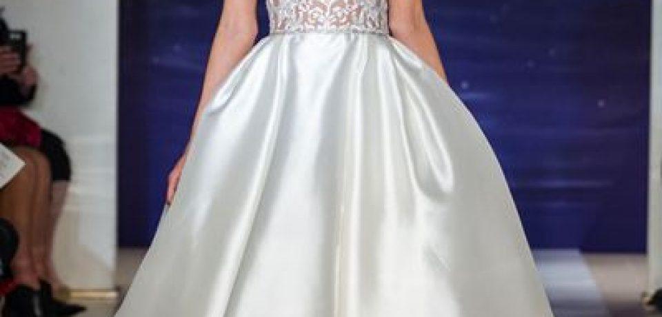 Пышные свадебные платья «принцесса» 2015-2016