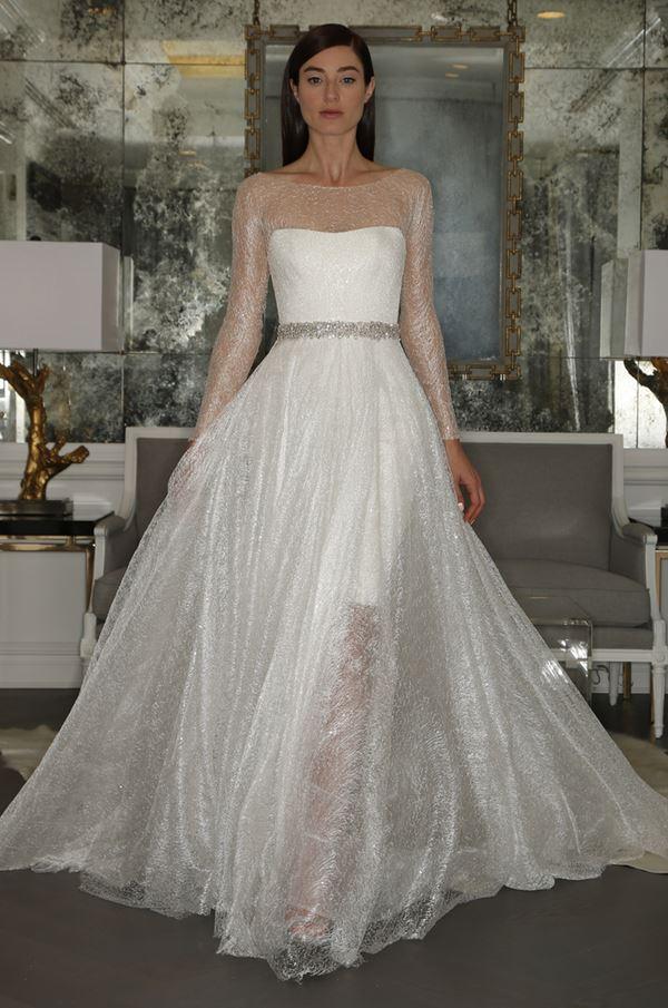 Пышные свадебные платья «принцесса» 2015-2016 Romona Keveza