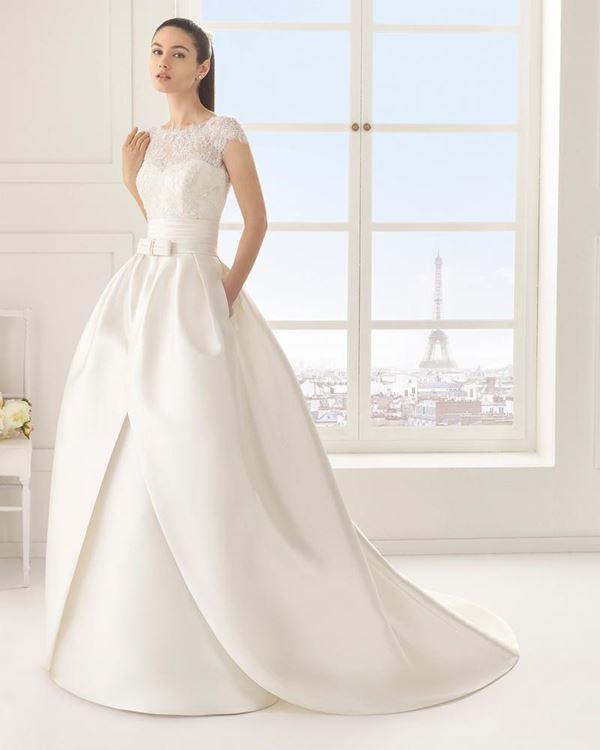 Пышные свадебные платья «принцесса» 2015-2016 Rosa Clara