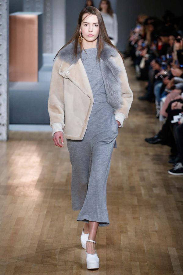 Модные дубленки осень-зима 2015-2016 Tibi