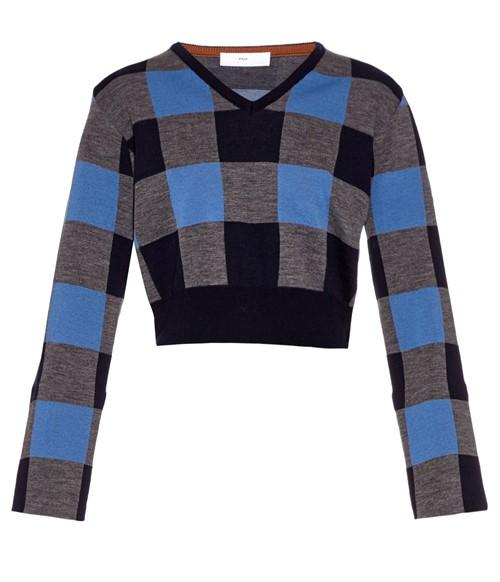 Короткие свитера осень-зима 2015-2016 Toga