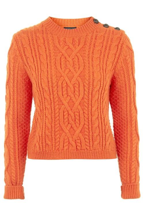Ирландские свитера осень-зима 2015-2016 Topshop
