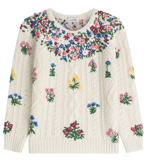 Ирландские свитера осень-зима 2015-2016 Valentino