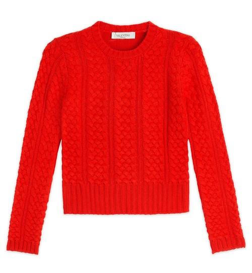 Кашемировые свитера осень-зима 2015-2016 Valentino